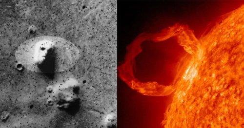 Топ-15: ужасающие и манящие фотографии космоса, от которых мурашки по коже