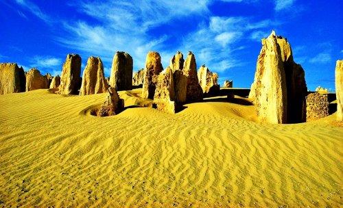 Самые удивительные пустыни планеты (11 фото)