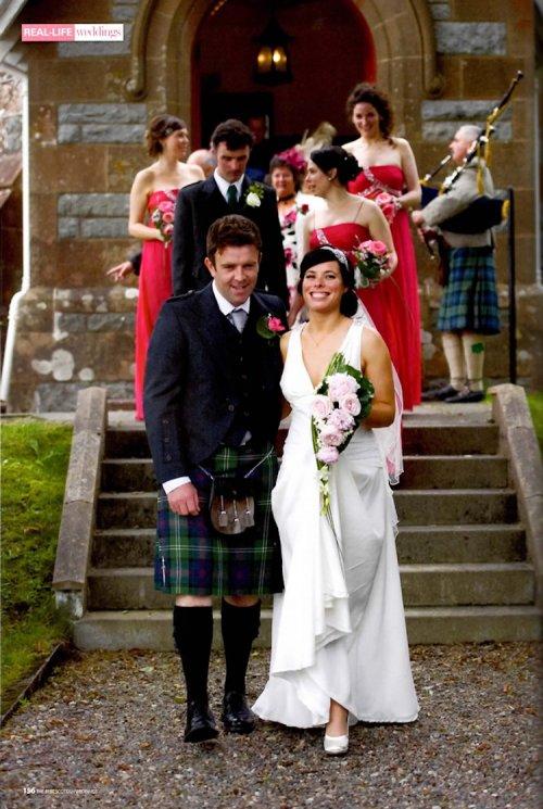 Традиционные свадебные наряды со всего мира (19 фото)