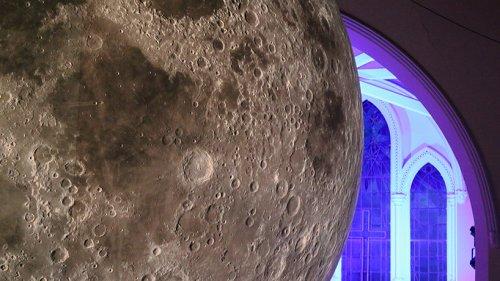 Музей Луны Люка Джеррама (14 фото + видео)