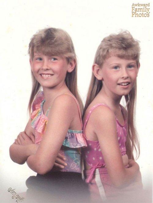 Детские причёски <u>прически 80 90 года</u> и стрижки 80-х и 90-х, которые, к счастью, канули в Лету (26 фото)
