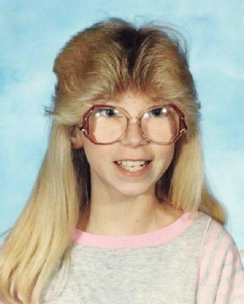 Детские причёски и стрижки 80-х и 90-х, которые, к счастью, канули в Лету (26 фото)
