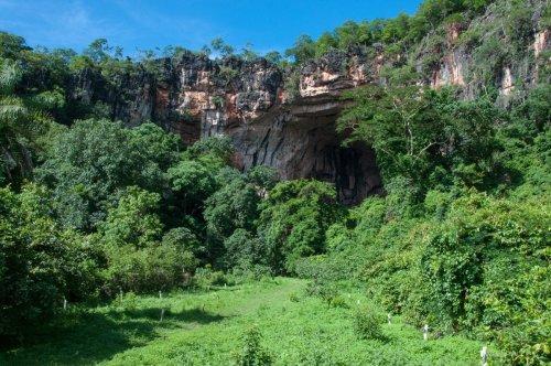 Бразильские пещеры Терра Ронка выглядят невероятно (10 фото)