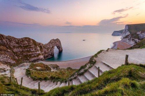 Живописные природные арки, которые стоит увидеть каждому (10 фото)