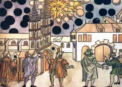 Топ-10: самые ранние свидетельства про НЛО