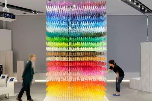 Художники-авангардисты, чьи радужные арт-инсталляции вас заворожат (30 фото)