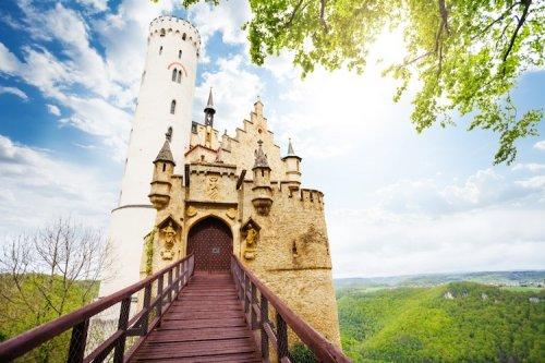 Очаровательный замок Лихтенштайн: сказочное место в реальной жизни (12 фото)