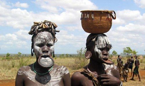 10 сексуальных обычаев в Африке