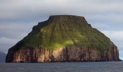 Топ-10: самые суровые острова Атлантического океана, о которых слышали далеко не все