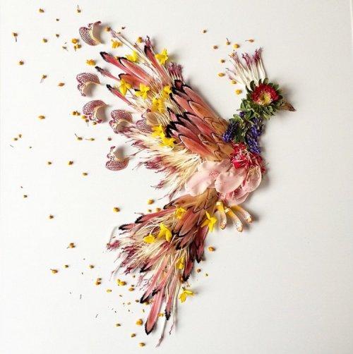 Цветочное искусство в своём великолепии (19 фото)