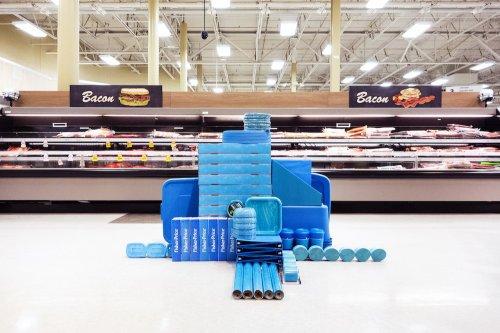 Как правильно расставлять товары в супермаркете (9 фото)