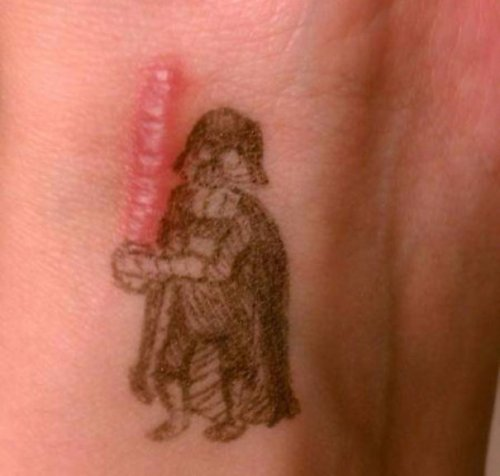 Потрясающие татуировки, превращающие шрамы в произведения искусства (34 фото)
