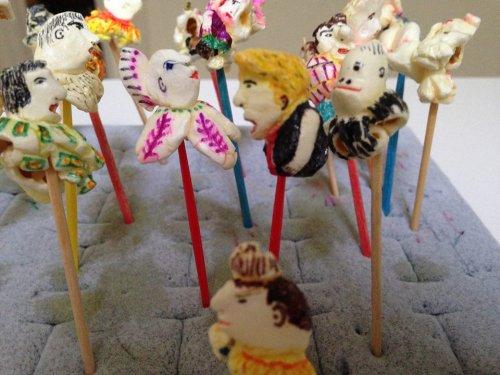 Техасский художник превращает попкорн в произведения поп-арта (8 фото + видео)