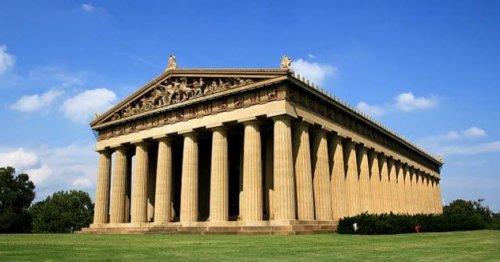 Топ-10: самые невероятные копии исторических достопримечательностей