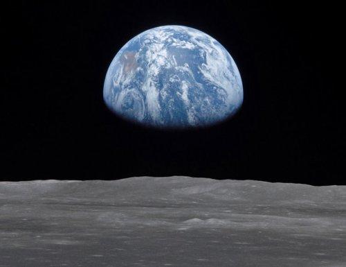Топ-20: лучшие фотографии планетарной системы Земля-Луна