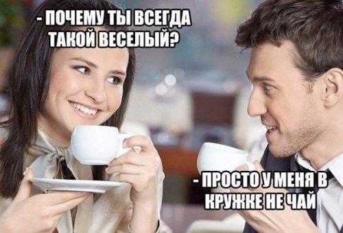 Смешные анекдоты в начале недели (15 шт)
