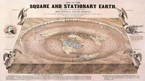 Топ-25: одни из самых известных научных заблуждений в истории человечества