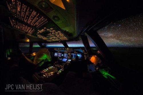 Завораживающие фотографии, сделанные из кабины пилота (23 фото)