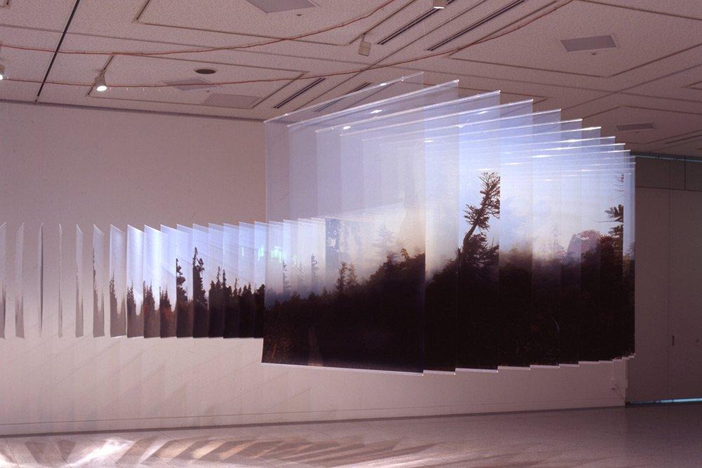 Трёхмерные пейзажи Нобухиро Наканиси (8 фото)