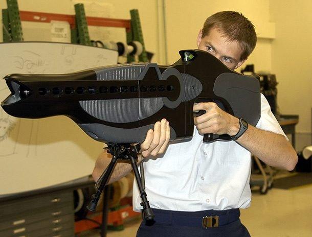 Топ-25: безумное оружие, которое существует на самом деле