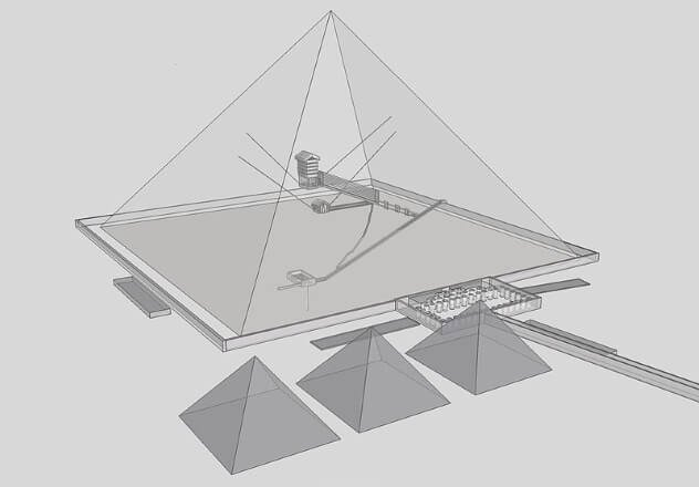 a comparison of the most suitable theory of how the great pyramid was build Of the three theories on how the great pyramid was built, in descending order of acceptability, the most suitable theory is clifford wilson's followed by joseph davidovits' and erich von d&aumlniken's argument.