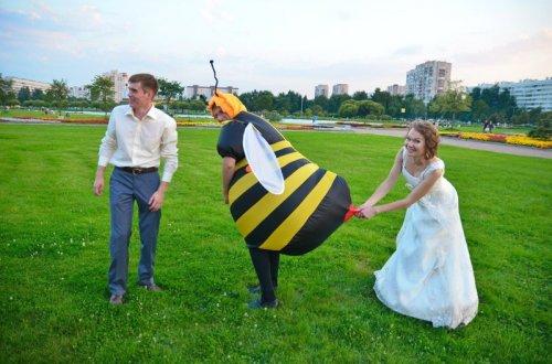Свадебные фотографии, которые можно было не делать (24 шт)