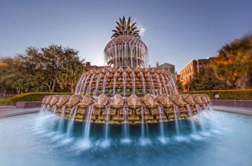 Самые удивительные фонтаны мира (28 фото)