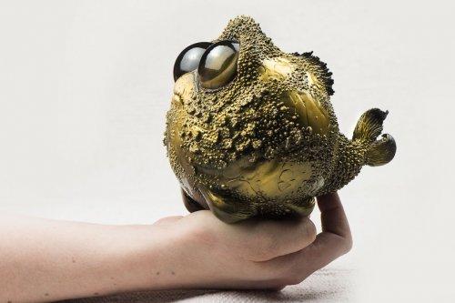Фантастические подводные существа от Katyushka Art Dolls (16 фото)