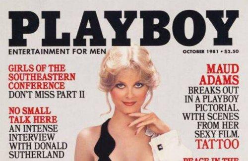 Девушки Playboy на обложке журнала спустя 30 лет (14 фото)