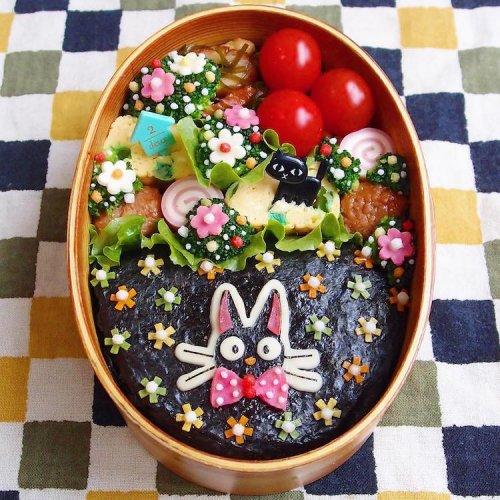 Красочные бэнто, созданные для мужа с любовью (17 фото)
