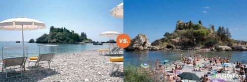 Ожидания vs. реальность: отели на рекламных брошюрах и в жизни (18 фото)