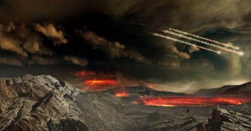 Топ-10: причины, по которым Земля когда-то напоминала планету из ужастиков