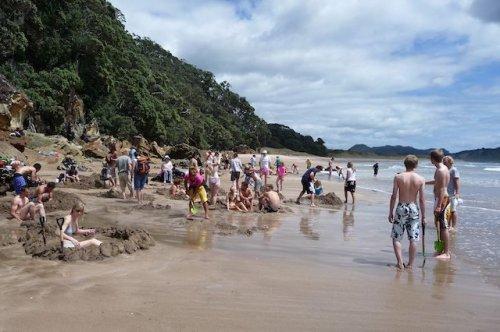 Топ-10: самые необычные пляжи со всего света