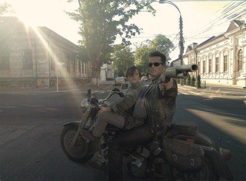 Если бы популярные голливудские фильмы снимали в России (10 фото)