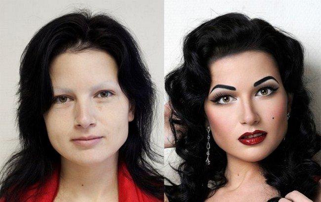 Фото макияжа от стилиста