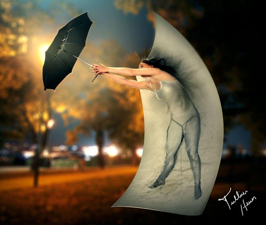 Реалистичная цифровая живопись Туллиуса Хейера (25 фото)