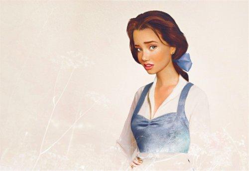Если бы женские персонажи Диснея существовали в реальной жизни (11 фото)