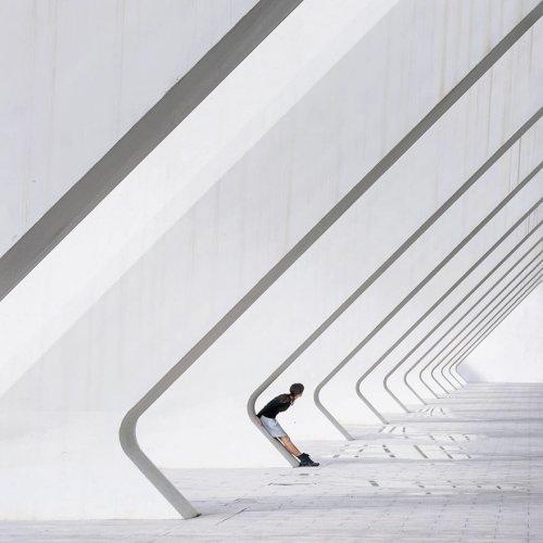 Архитектурная эстетика испанского дуэта (20 фото)