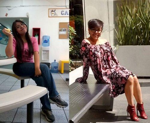 Преображение людей до и после того, как они сделали короткую стрижку (29 фото)