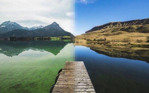Похожие фотографии, сделанные в разных уголках планеты (12 фото)
