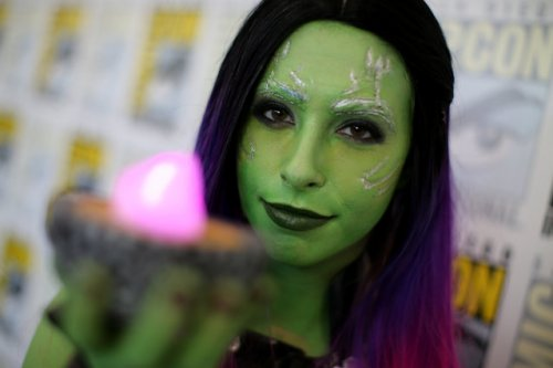 Comic Con International 2017 в Сан-Диего (18 фото)