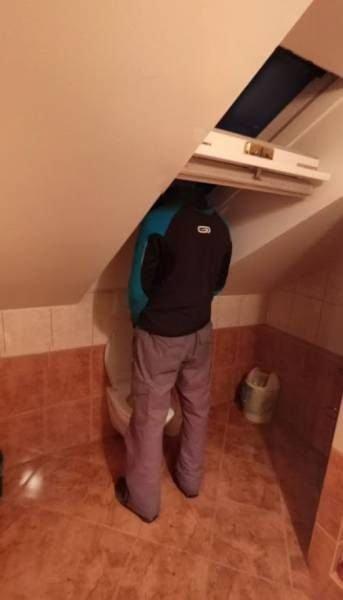 Повседневные проблемы высоких людей (18 фото)