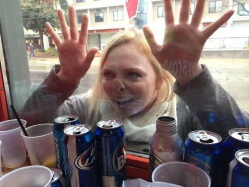 Пьяные и смешные (20 фото)
