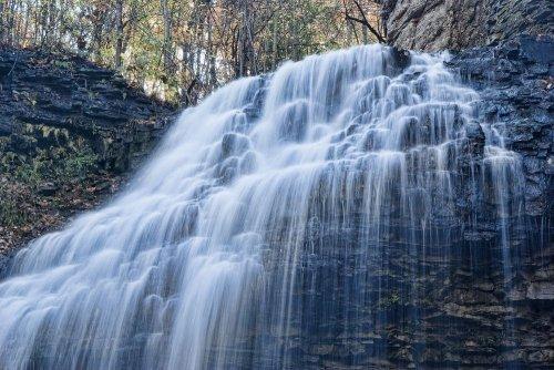 Гамильтон — мировая столица водопадов (9 фото)