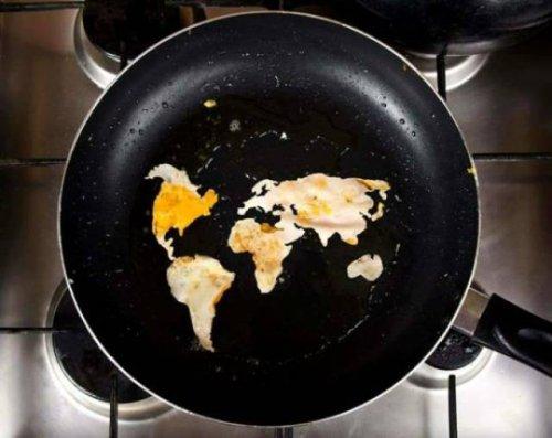Когда просто готовить еду — слишком скучно (39 фото)