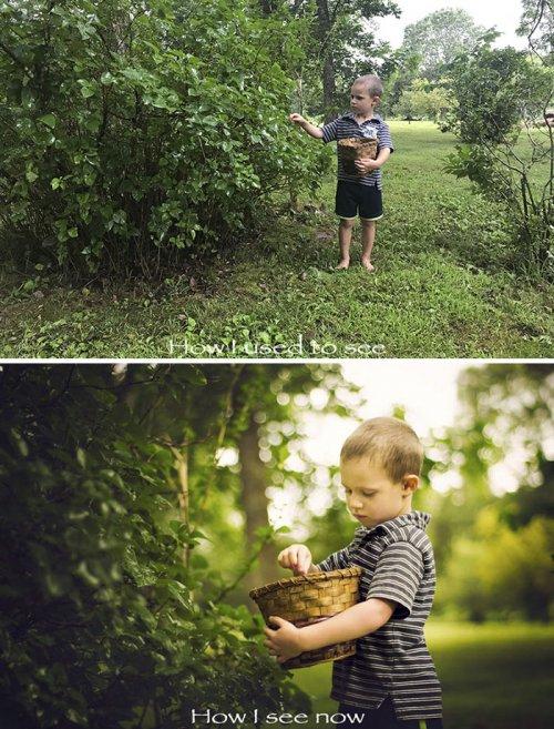 Одно и то же место глазами обычного человека и профессионального фотографа (11 фото)