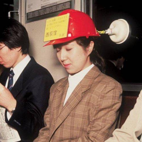 Необычные и прикольные японские изобретения (18 фото)