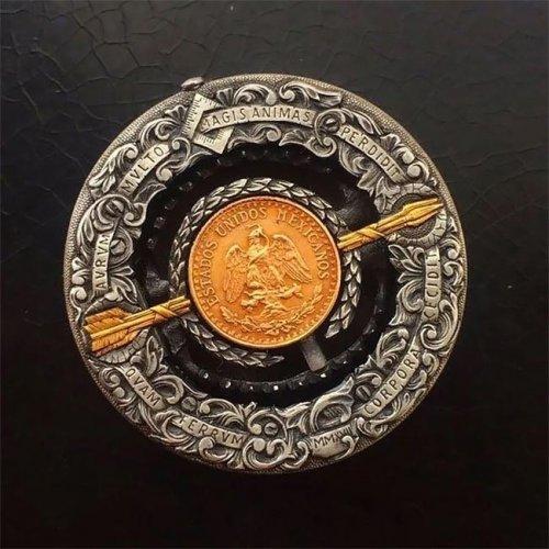 Ловушка с золотой приманкой, созданная Романом Бутиным (8 фото)