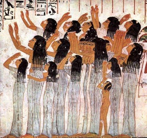Топ-25: малоизвестные и шокирующие подробности о жизни древних египтян