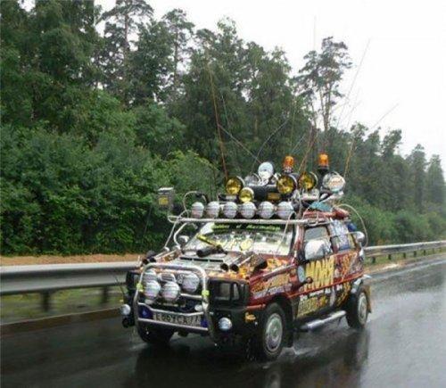АВТОприколы на Бугаге (32 шт)